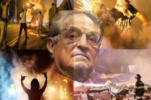 Risultati immagini per Si sente puzza di Soros