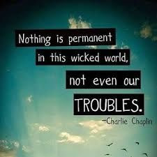 Nothing Is Permanent Pictures Photos And Images For Facebook