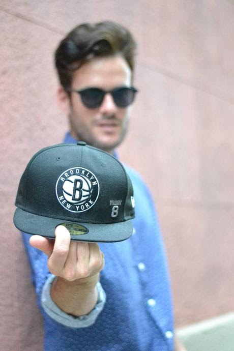 STYLE FOR LUI: Brooklyn Nets