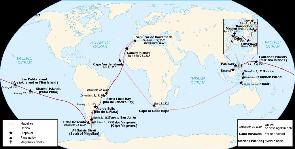 Voyage of Ferdinand Magellan