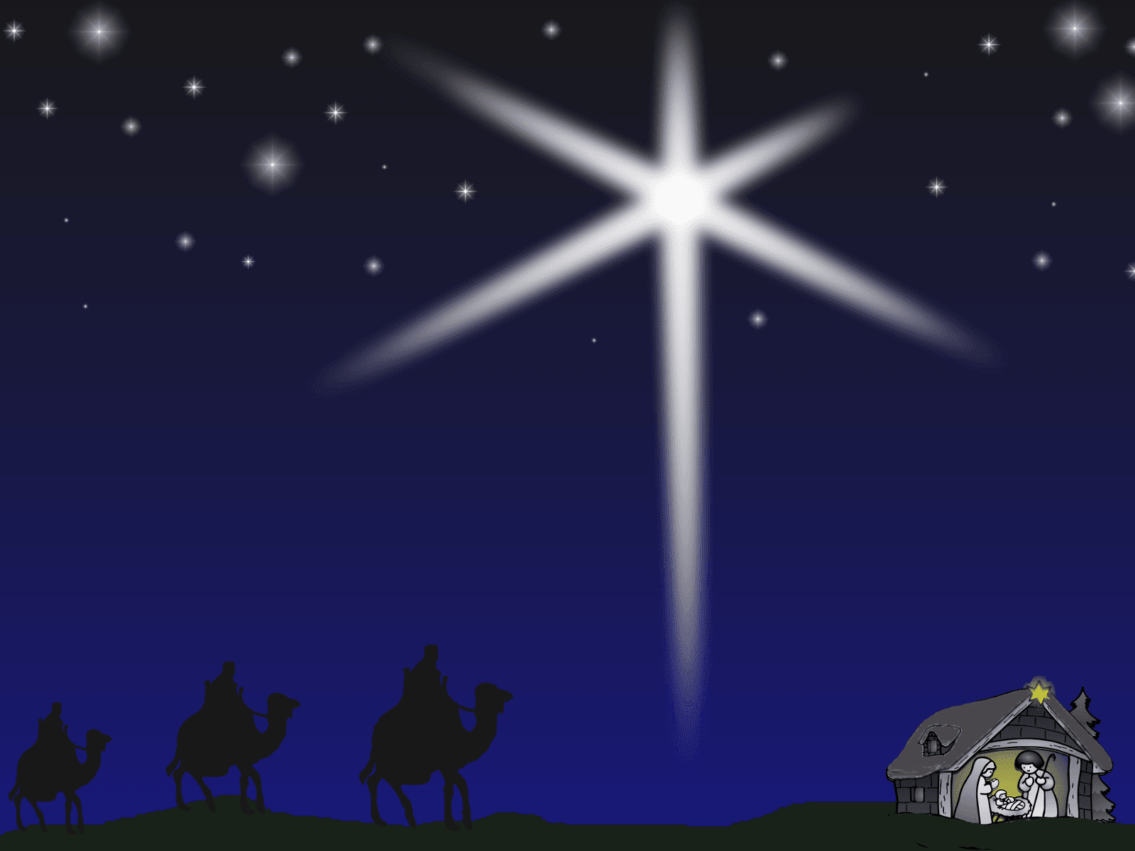 Background Christmas Nativity Images Largest Wallpaper Portal