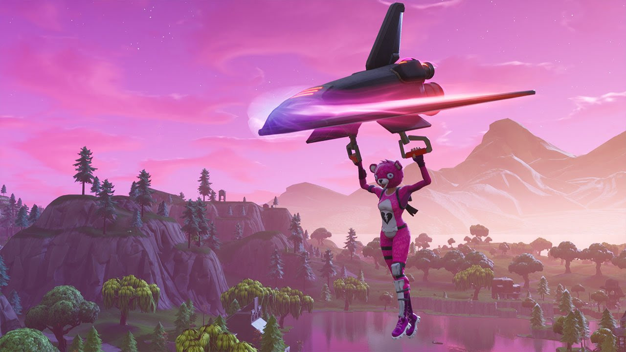 15 Fortnite Battle Royale Wallpapers that you have to use - PwrDown