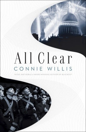 All Clear (All Clear, #2)  (Oxford Time Travel, #4)