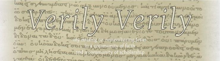 Verily Verily