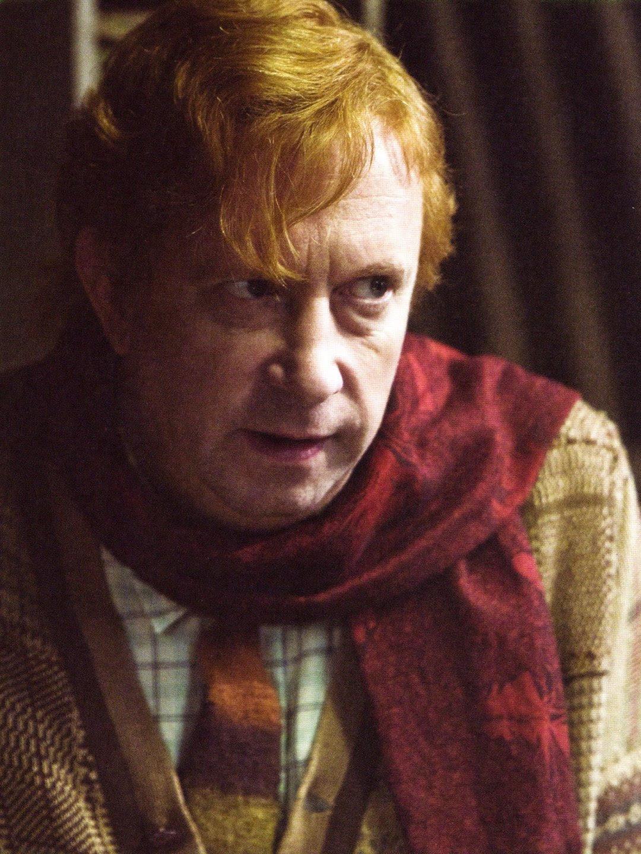 Arthur Weasley no muere