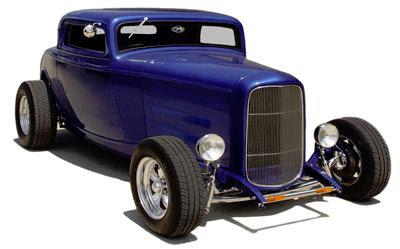 BeBops 32 Ford 3 Window Coupe