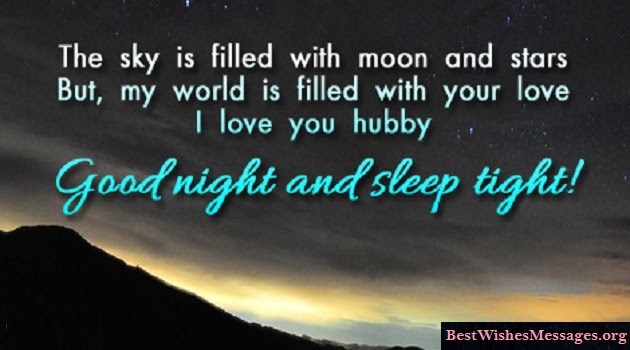 100 Latest Good Night Text Messages Quotes Wishes For Husband Him