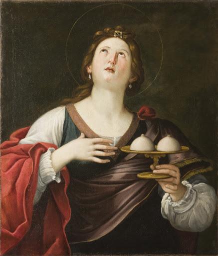 Risultati immagini per immagine di sant'agata