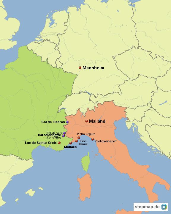 Deutschland Frankreich Karte.25 Einzigartig Karte Italien Frankreich