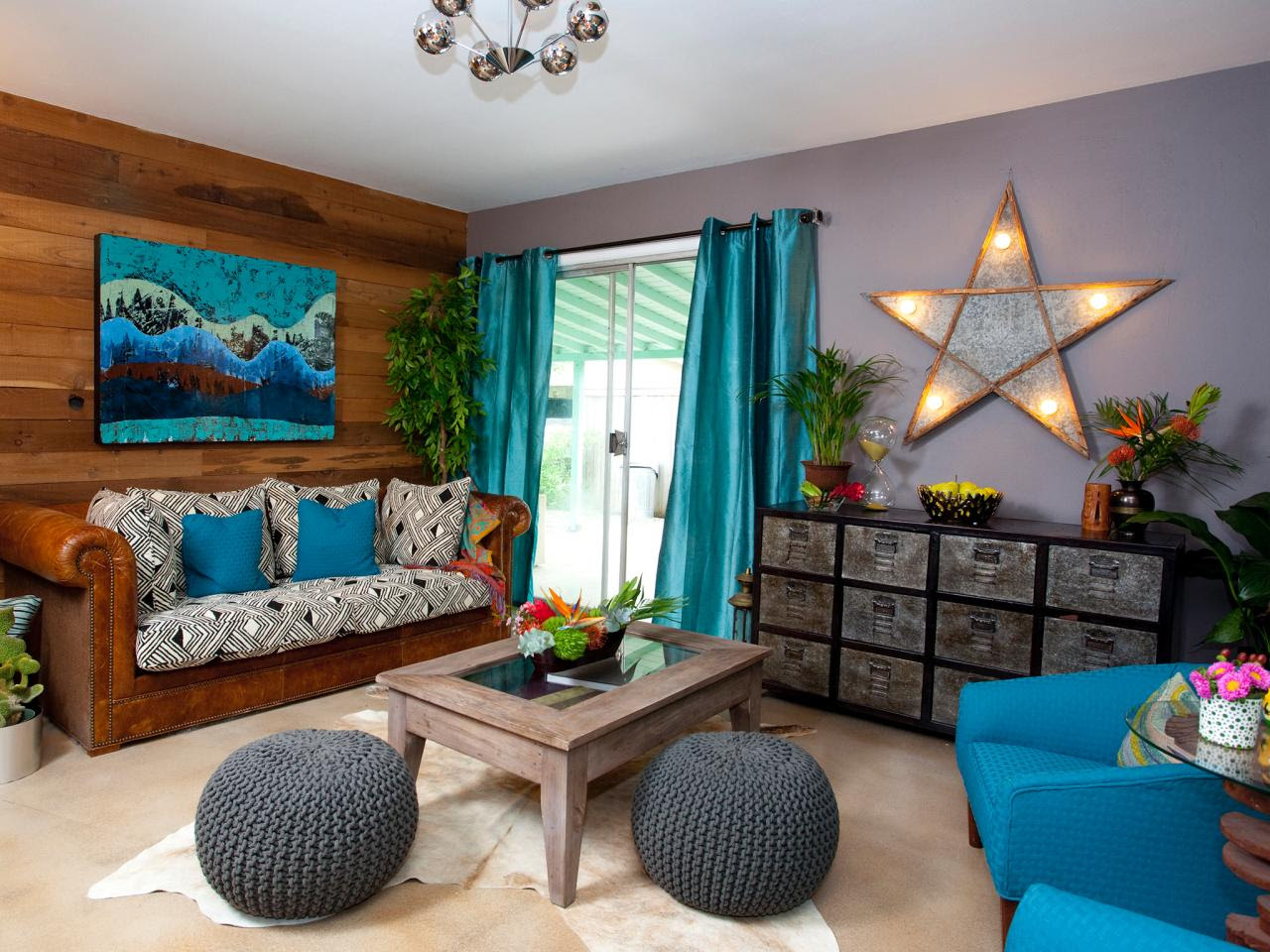 Excellent Wall Decorating Ideas for Living Room - HomesFeed