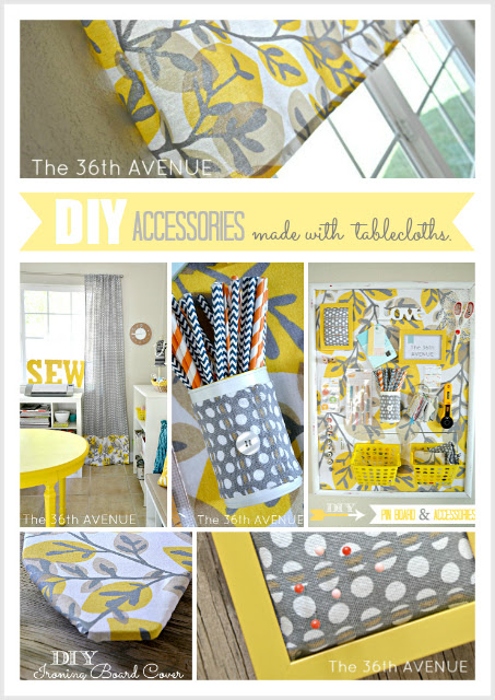The 36th AVENUE | DIY Craft Room Decor | The 36th AVENUE