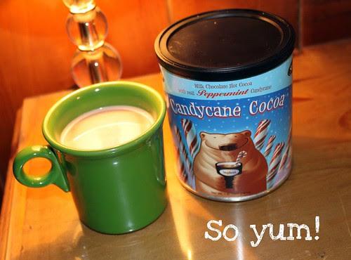 fave hot cocoa