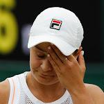 Ashleigh Barty, numéro 1 mondiale, éliminée en 8e de finale par Alison Riske
