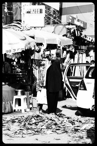 Muslim Beggars Are Like Fallen Leaves by firoze shakir photographerno1