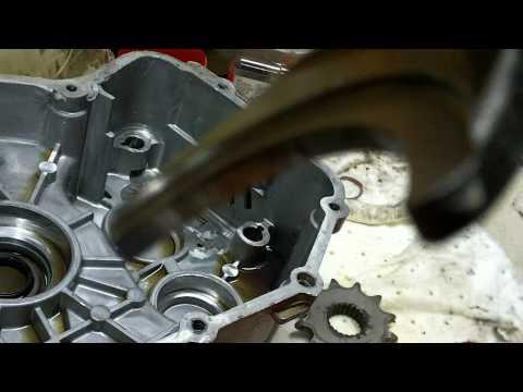 how to rebuild a transmission honda odyssey