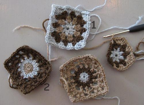 granny squares :: bestemorruter