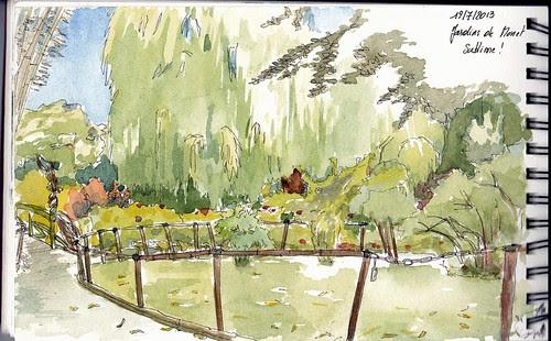Giverny - Jardin de Monet