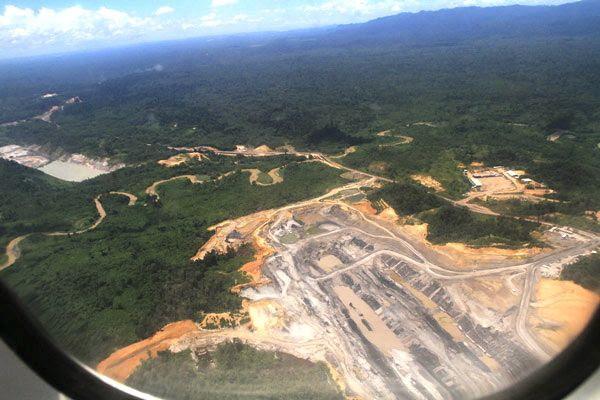 Tambang Kuasai 7 Juta Hektar Lahan di Kaltim Mongabay co id