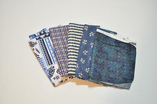 Destash fabric bundles