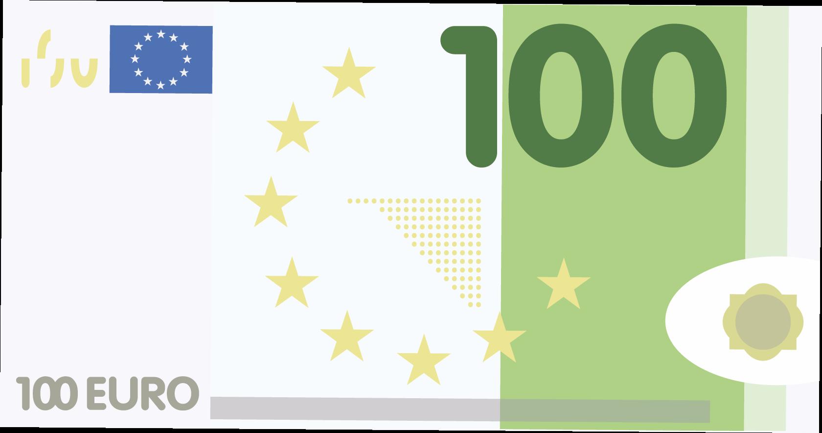 Dibujos De Billetes Y Monedas De Euro Para Imprimir