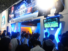 TGS - Phantasy Star Online 2