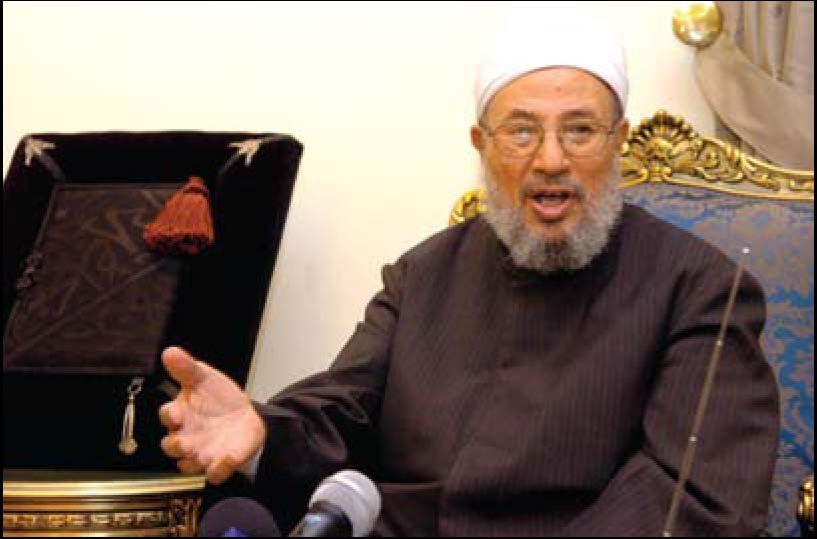 In April 2002 Sheikh Qaradawi published a fatwa on boycotting Israel.
