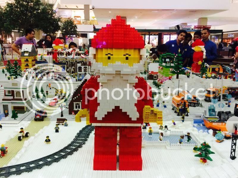 LEGO Christmas Village