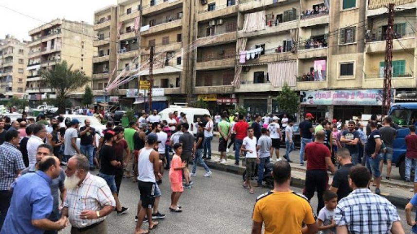 منطقة جبل البداوي شمال لبنان