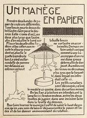 papier manege