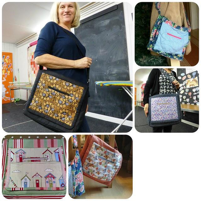 Messenger Bag class Oct13