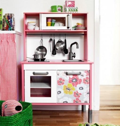 Dormitorio muebles modernos cocinas juguete ikea for Cocina de juguete