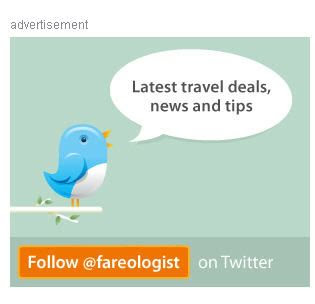 Bing Travel display ad