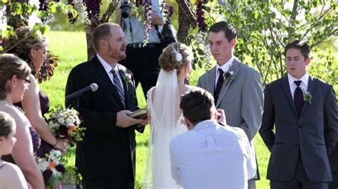 Sample Wedding Ceremony   YouTube