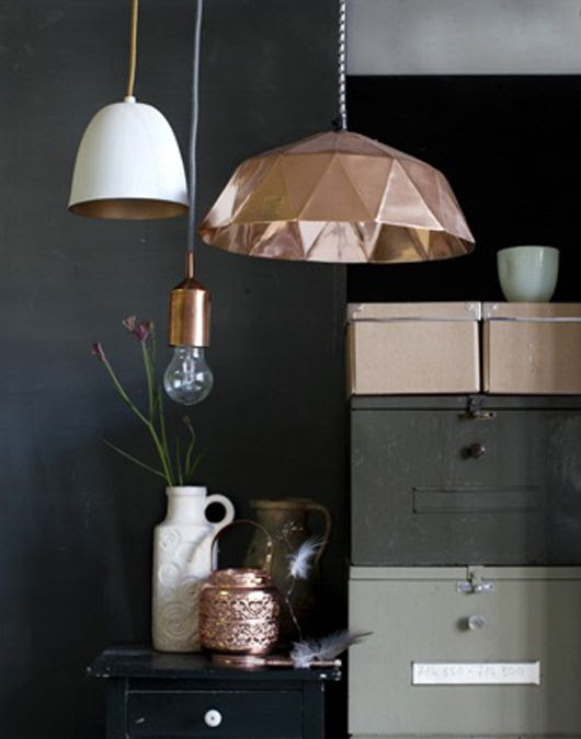 Style Cookie, copper details . . .