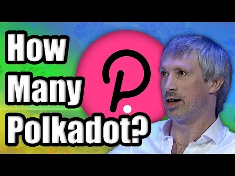 How Much Polkadot (DOT) Do You Need To Become A Cryptocurrency Millionaire in 2022? | Gavin Wood | Blockchained.news Crypto News LIVE Media