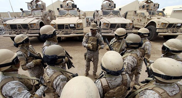 مميزات مشاركة النساء في الجيش السعودي