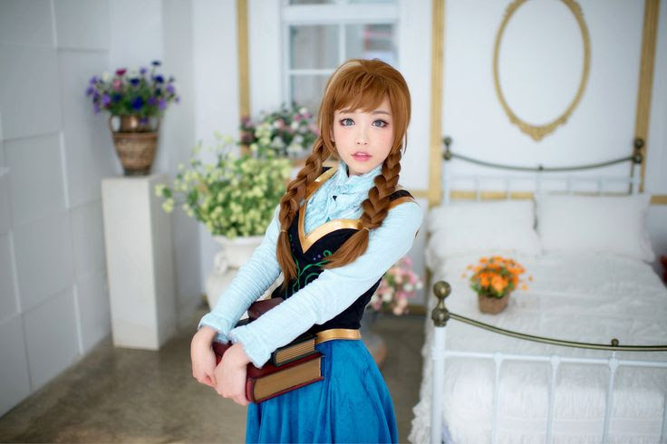 Anna(FROZEN) | tomiaaa - WorldCosplay