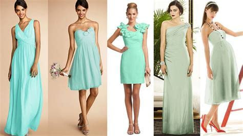 25  cute Green bridesmaids ideas on Pinterest   Green