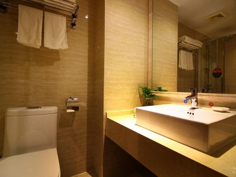 Price GreenTree Alliance Zhuhai Jidajiuzhou Port Hotel