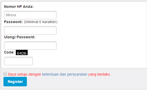 register 2 xp indonesia