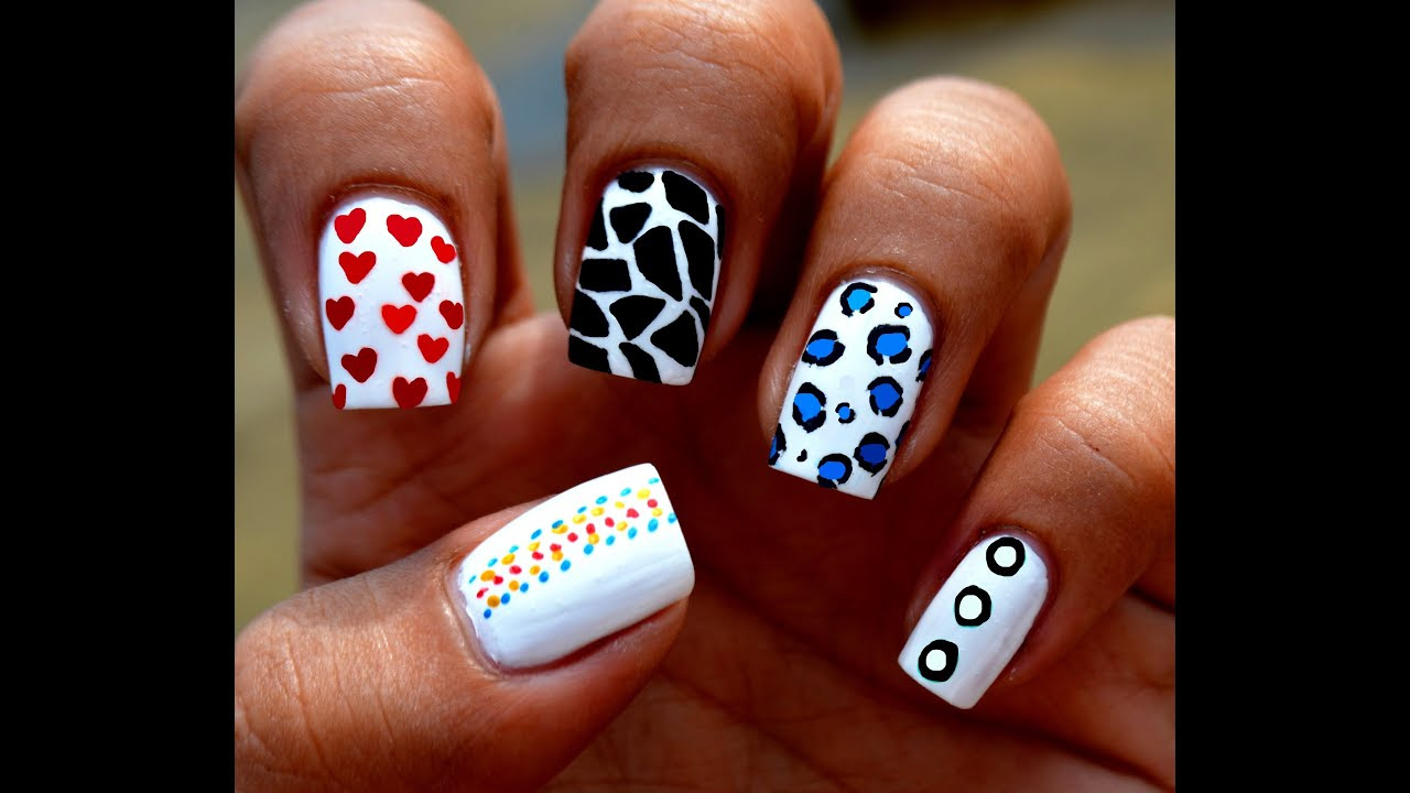 Toothpick Nail Designs : How to Do Toothpick Nail Art ...