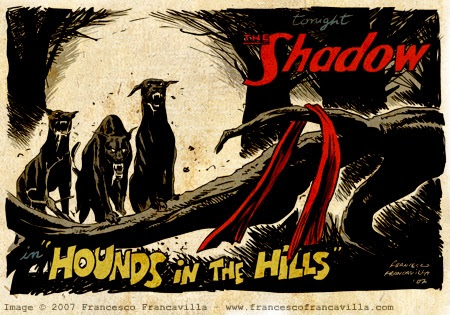 Hounds in the Hills