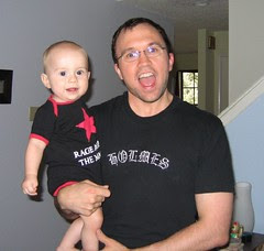Henry and Dad RATM
