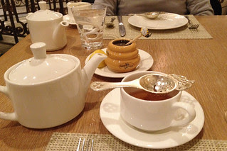 Christmas in the City - Gingerbread Tea tea