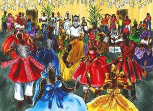 O Candomblé na música Brasileira
