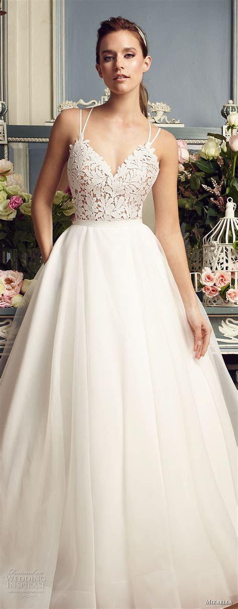 Mikaella Fall 2017 Wedding Dresses   Wedding Inspirasi