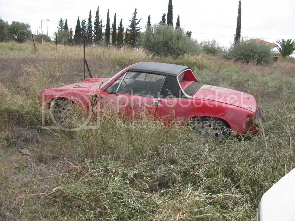 Porsche 914 (1)