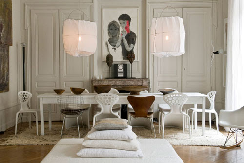 apartment in lyon, france | THE STYLE FILES
