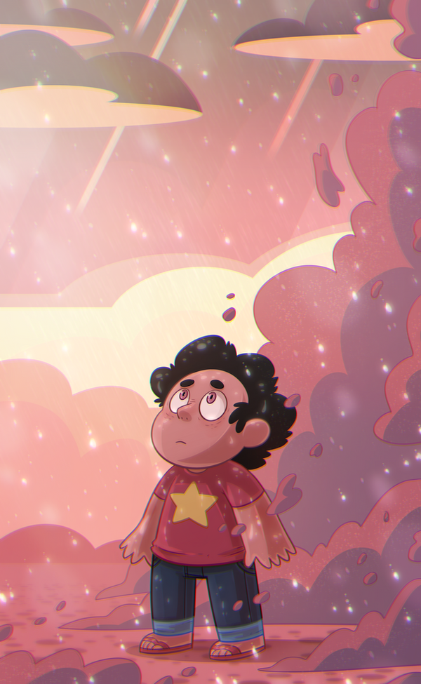 That last Steven Universe episode was... ... This show. This damn show.