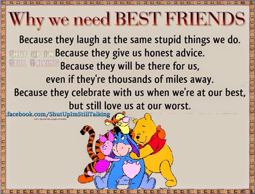 Quotes About Important Of Friendship 59 Quotes